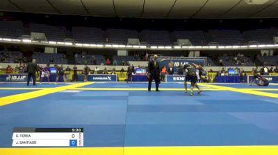 CAIO TERRA vs JIMMY SANTIAGO World IBJJF Jiu-Jitsu No-Gi Championships