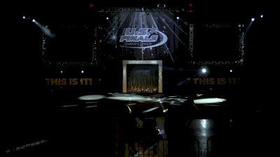 CG Athletics All Stars - Baby Blue [2021 L1 Tiny - Novice - Exhibition Day 1] 2021 The U.S. Finals: Kansas City