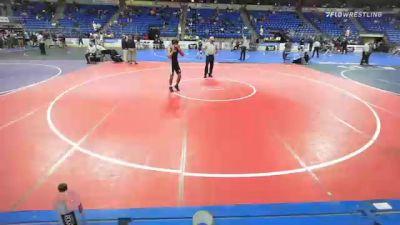138 lbs Quarterfinal - Joshua Viarengo, Pennsylvania vs Shayne Van Ness, NJ/NY