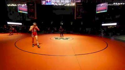 145 lbs 5th Place - Ivan Morris, Colorado vs Cael Rahnavardi, Iowa