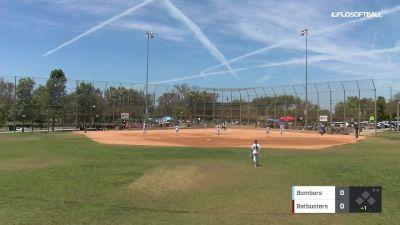 Bombers vs. Batbusters - Field 4