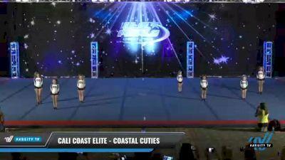 Cali Coast Elite - Coastal Cuties [2021 L1 Mini Day 2] 2021 The U.S. Finals: Phoenix