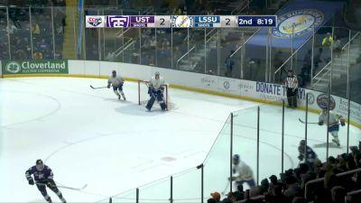 Replay: University of St.  vs Lake Superior Stat - 2021 St. Thomas vs Lake Superior | Oct 16 @ 7 PM