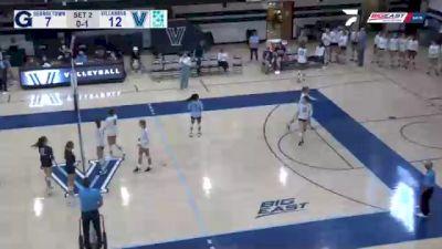 Replay: Georgetown vs Villanova | Oct 6 @ 7 PM