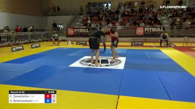 Eividas Zemaitaitis vs Karol Dzieniszewski 2019 2nd ADCC European Trials