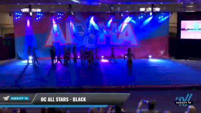 OC All Stars - Black [2021 L6 Senior Coed Open - Small Day 2] 2021 Aloha DI & DII Championships