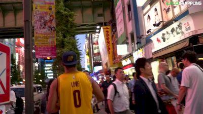 Video Games & Jiu-Jitsu in Japan: FloGrappling in Tokyo Vlog