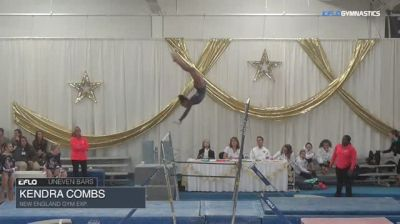Kendra Combs - Bars, New England Gym Exp. - 2018 Parkettes Invitational