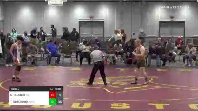 182 lbs Final - Gene Quodala, MD vs Trent Schultheis, WPIAL