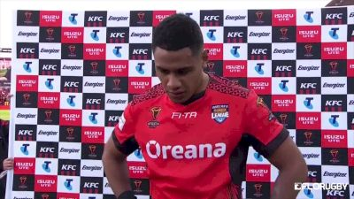 David Fusitua: Man Of The Match For Tonga
