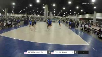 Houston Stellar 15 Elite vs DME ADIDAS ELITE 15U - 2021 Mizuno Big South National Qualifier (Courts 1-80)