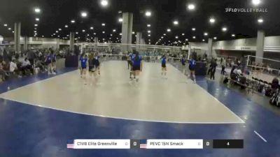 Houston Stellar 15 Elite vs DME ADIDAS ELITE 15U - 2021 Mizuno Big South National Qualifier (Courts 1-80)