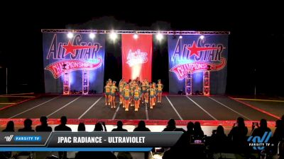 JPAC Radiance - Ultraviolet [2021 L7 International Open Day 3] 2021 ASCS: Tournament of Champions & All Star Prep Nationals