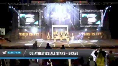 CG Athletics All Stars - Brave [2021 L1 Youth - Novice Day 1] 2021 The U.S. Finals: Kansas City