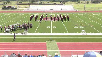 "Ganado ISD Band ""Ganado TX"" at 2021 USBands Ganado Showcase"