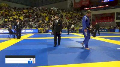 MARCOS VINÍCIUS DA SILVA TINOCO vs FELIPE CESAR SILVA 2019 World Jiu-Jitsu IBJJF Championship