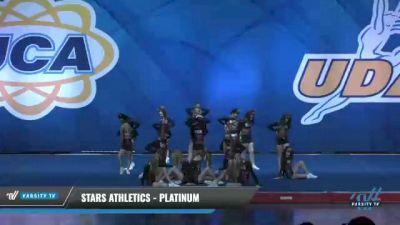 Stars Athletics - Platinum [2020 L2 Junior - Small Day 2] 2020 UCA Smoky Mountain Championship