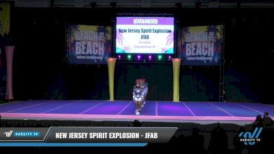 New Jersey Spirit Explosion - JFAB [2021 L6 Junior Day 2] 2021 ACDA: Reach The Beach Nationals