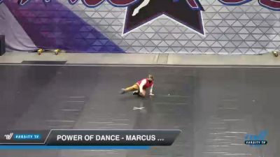 Power of Dance - Marcus Christenson [2021 Youth - Solo - Hip Hop Day 2] 2021 Badger Championship & DanceFest Milwaukee