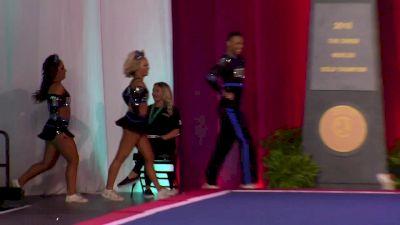 Twist & Shout Tulsa - Diamonds [2018 Senior Small Coed Finals] The Cheerleading Worlds