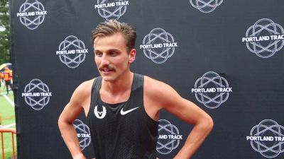 Craig Engels Wishes He Could've Been The One To Beat Josh Kerr At NCAAs