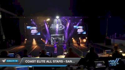 Coast Elite All Stars - Sand Storm [2019 Senior - D2 3 Day 2] 2019 US Finals Pensacola