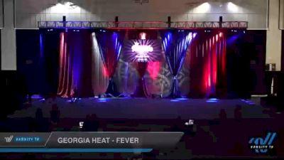 Georgia Heat - Fever [2021 L1 Mini - D2 Day 2] 2021 The American Royale DI & DII