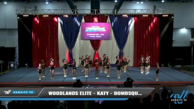 Woodlands Elite - Katy - BombSquad [2021 L4 Youth - Medium Day 2] 2021 The American Spectacular DI & DII