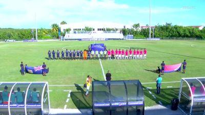 Full Replay - Turks and Caicos Islands vs Sint Maarten