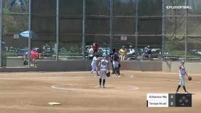 Athletics Mercado vs. Tampa Mustangs - Field 4