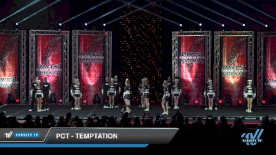PCT - Temptation (Canada) [2019 International Open - Large Coed 5 Day 2] 2019 JAMfest Cheer Super Nationals