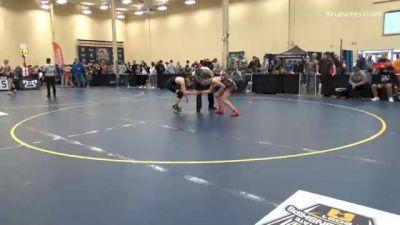 140 lbs Consolation - Jt Morris, Redbank Valley vs Legeng Wilkinson, Butler