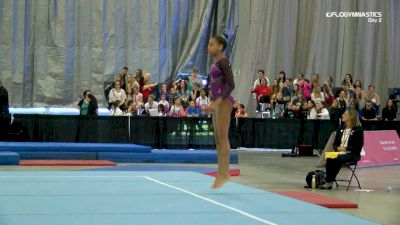 Full Replay - 2019 Canadian Gymnastics Championships - Women's Floor - May 26, 2019 at 9:20 AM EDT