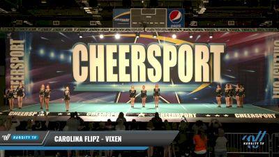 Carolina Flipz - Vixen [2021 L3 Junior - D2 Day 1] 2021 CHEERSPORT: Charlotte Grand Championship