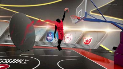 REPLAY: Zalgiris vs ASVEL Basket