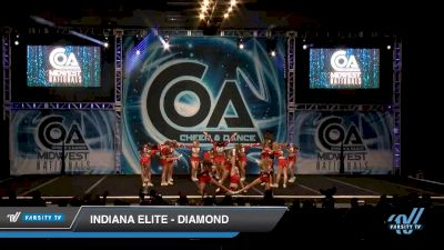 Indiana Elite - Diamond [2020 L4 Senior - Medium Day 2] 2020 COA: Midwest National Championship
