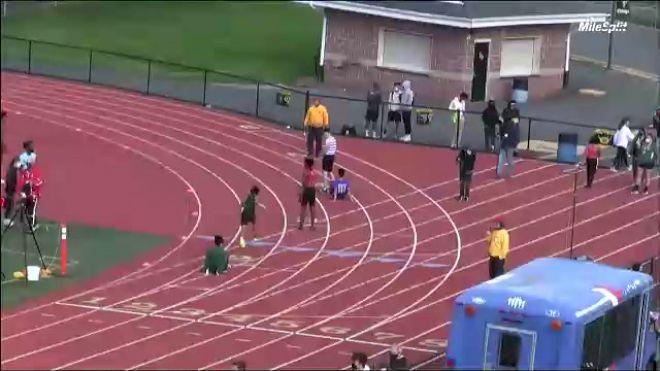 High School Boys' Sprint Medley Relay Varsity, Finals 1