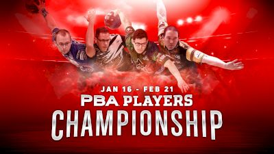2021 PBA Players Championship - East - Lanes 9-10 - Round 4