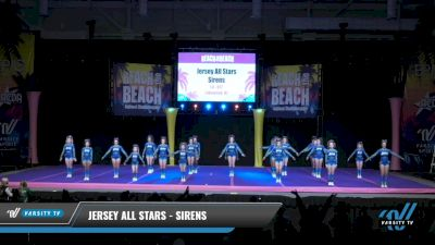 Jersey All Stars - Sirens [2021 L4 - U17 Day 2] 2021 ACDA: Reach The Beach Nationals