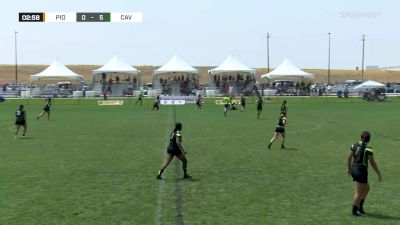 Pioneer 7s Girls Select vs. Lady Cavaliers - 2021 NAI 7s - Finals