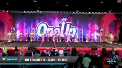 The Stingray Allstars - Marietta - Orange [2021 L6 Senior - Large Day 2] 2021 One Up National Championship