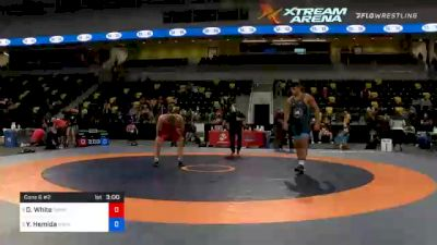 125 kg Cons 8 #2 - Derek White, TMWC / Cowboy RTC vs Youssif Hemida, New York Athletic Club