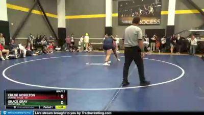 235 lbs Round 2 (3 Team) - Grace Gray, Grand View vs Chloe Hoselton, Chasing Titles