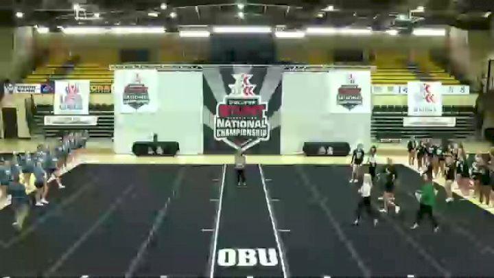 Varsity Championship Game: California Baptist University vs Oklahoma Baptist University