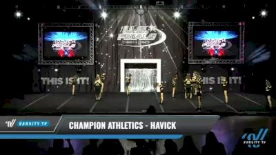Champion Athletics - Havick [2021 L2 Performance Recreation - 14 and Younger (NON) Day 1] 2021 The U.S. Finals: Kansas City