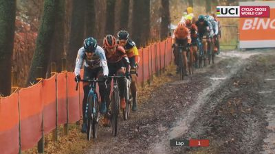 Watch the 2021-2022 UCI Cyclocross World Cup Live on FloBikes