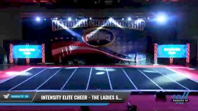 Intensity Elite Cheer - The Ladies & Landon [2021 L4 - U17 Coed Day 2] 2021 ACP: Midwest World Bid National Championship