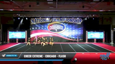 Cheer Extreme - Chicago - Flash [2021 L5 Senior Open Day 2] 2021 ACP: Midwest World Bid National Championship