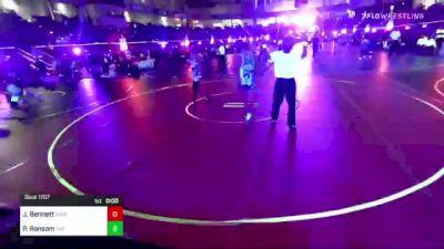 126 lbs Round Of 32 - Jaden Bennett, Lovejoy vs Patrick Liam Ransom, The Community