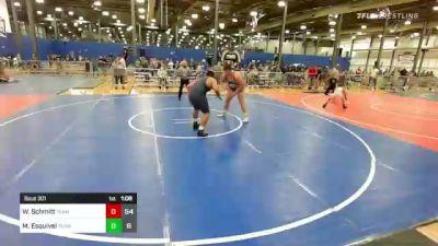 Rr Rnd 1 - Wyatt Schmitt, Team Gotcha Red vs Michael Esquivel, Team Gotcha Blue